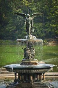 http://diy-gardensupplies.com/ Angel and cherub fountain ...