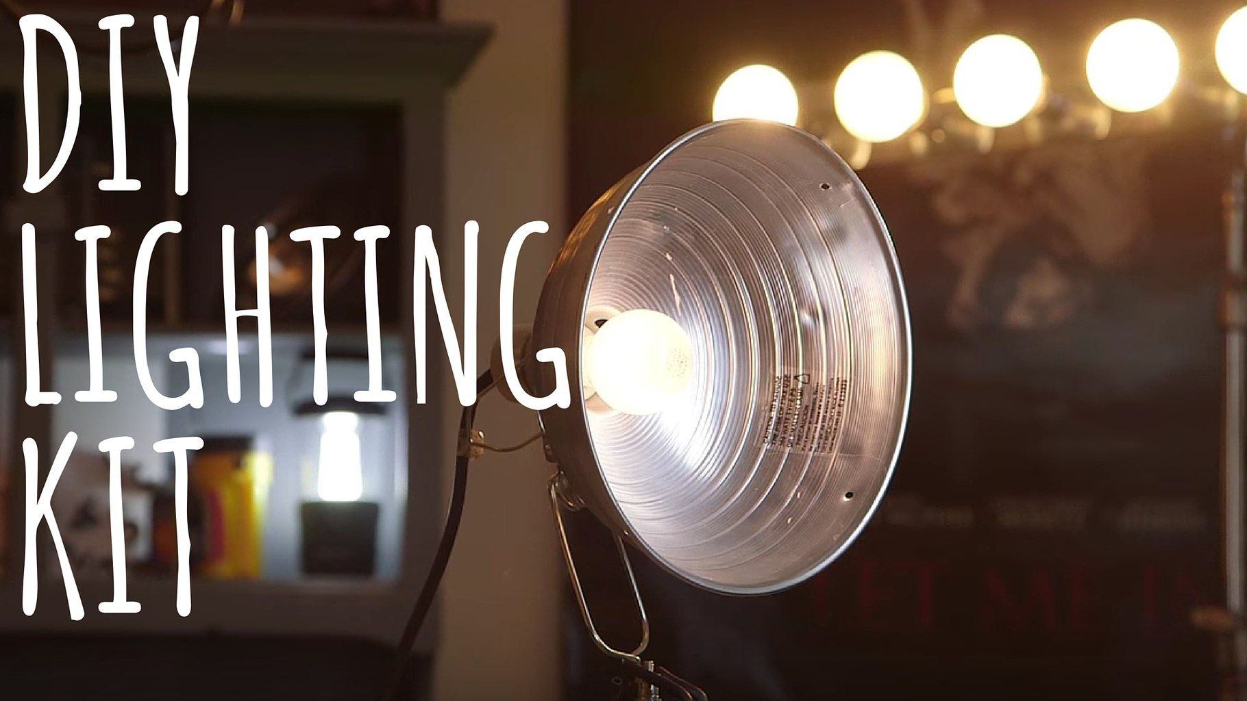 Need to learn how to light a video on a budget? You can