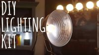Need to learn how to light a video on a budget? You can ...