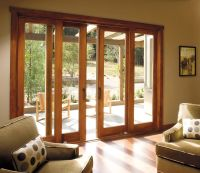 Sliding doors in living room but with another set of ...