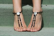 Pin Rob Lloyd Celtic Barefoot Sandals