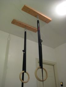 How to Hang Gymnastic Rings