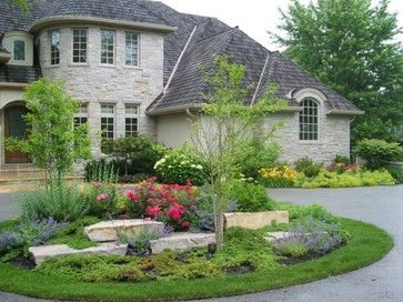 Driveway Landscape Design Ideas Pictures Remodel And Decor