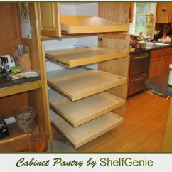 Kitchen Pull Out Drawers And Bath Stores Near Me Shelves Shelfgenie Of Long Island Roll