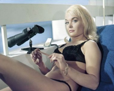 Image result for shirley eaton as jill masterson