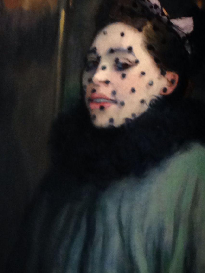 Louis Anquetin Femme sur le quai Splendeurs et misres images de la prostitution Muse d