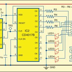 Rj45 Crossover Wiring Diagram Hvac Wire Described Here Is A Simple Cable Tester Circuit Which