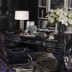Zebra Print Office Chair Cover Hire Kerry A Sharp Home From Ralph Lauren Collection