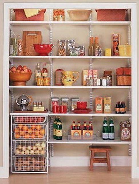 Kitchen Pantry Organization Ideas16 DIY Tips Tricks Ideas Repair Pinterest Pantry
