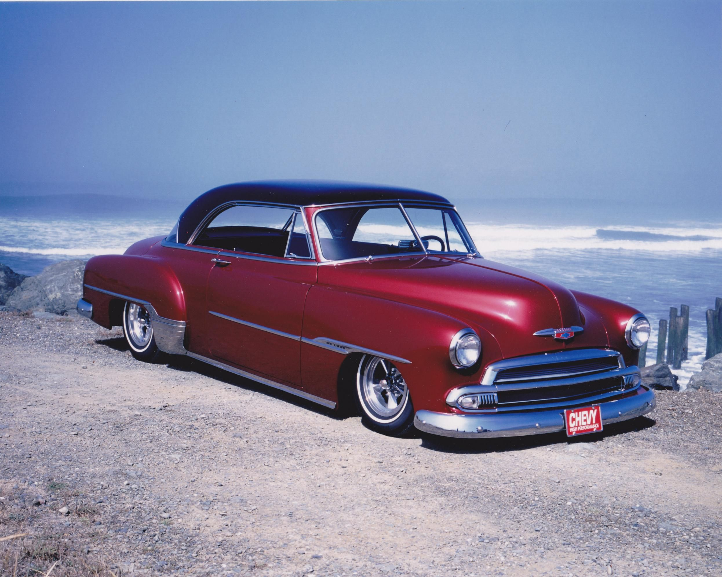 1951 Chevy Sedan Delivery 1949