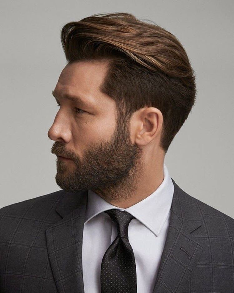 Cool 25 Classic Professional Hairstyles For Men Do Your Best
