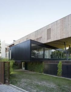Gallery of house in sevres colboc franzen  associes also cecile septet architecture houses pinterest rh