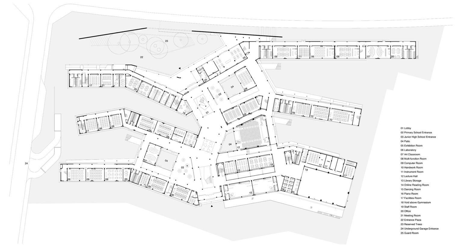 Gallery Of 120 Division School Wau Design