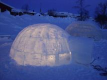 Igloos In Alaska Http Rjs Index