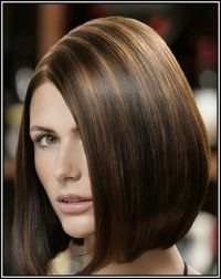 Short Highlighted Hairstyles | Fade Haircut