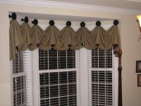 Window Treatment Valance Ideas Tailored | ... Window ...