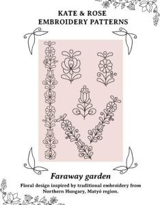 Gallery guide pratique de la broderie orlanda hand embroidery stitches dyeing of threads and ribbons pinterest also rh nz