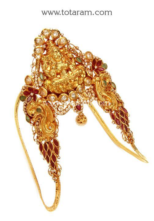 Indian gold armband  Modischer Schmuck 2018