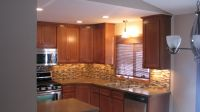 Split Entry Kitchen Remodel | ... Remodeling | Kitchen ...