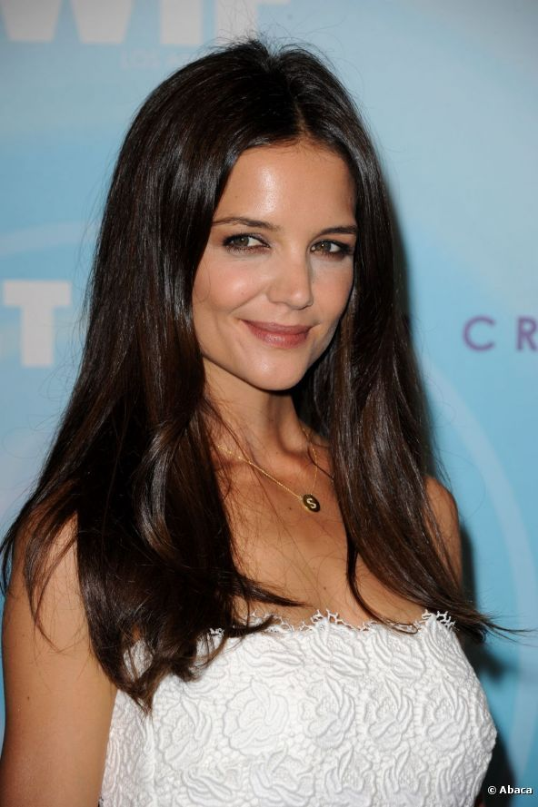Katie Holmes Hair Color Hairstyle Pinterest Katie Holmes