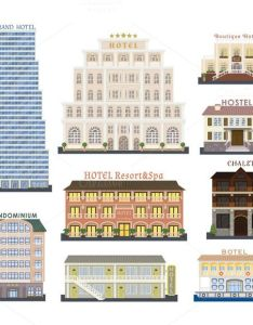 Hotel buildings vector also envelope free icon designed by madebyoliver icons rh pinterest