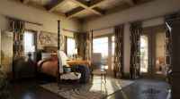 tuscan master bedroom pictures | Sanctuary Visualization ...