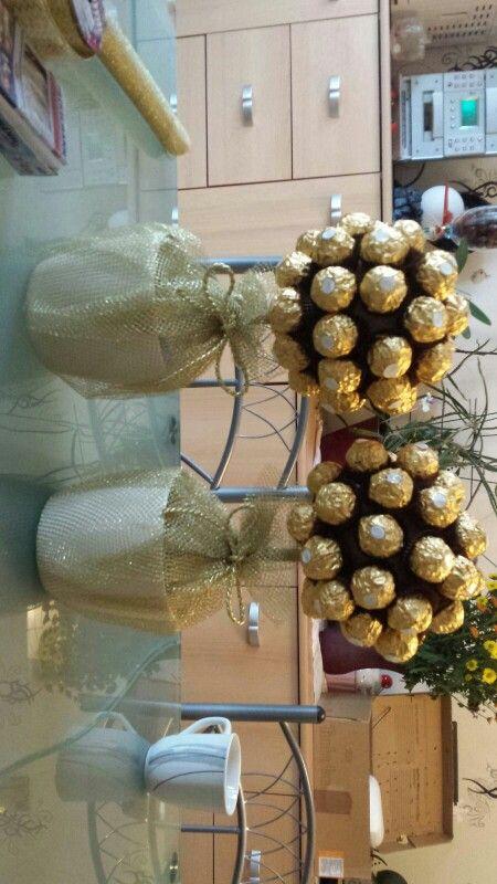 Goldene Hochzeit  Goldene Hochzeit  Pinterest  Goldene hochzeit Geschenk und Geschenkideen