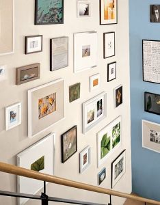 Entryway wall hanging ideas potterybarn also for the home pinterest rh