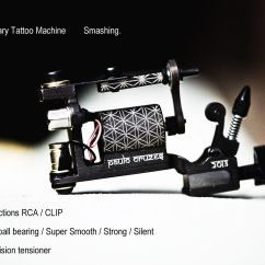 Tattoo Machine Wiring Diagram Phone Coils Homemade Gun