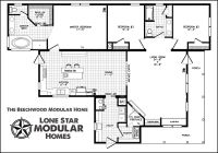ranch style modular home floor plans modern home plans