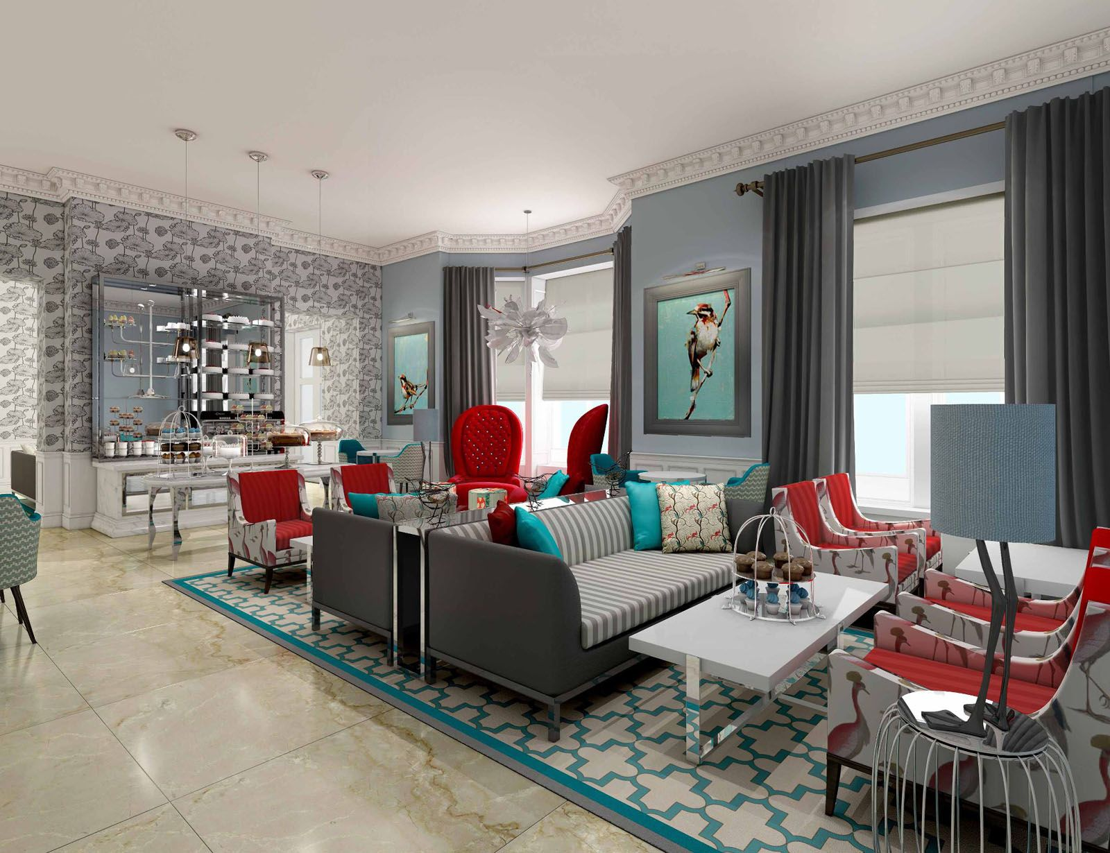 The Ampersand Hotel London Victorian Architecture With Modern