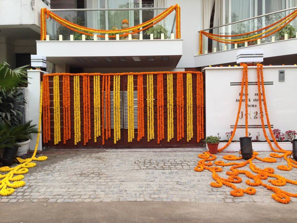 376 Best Images About Pooja Decoration On Pinterest Flower