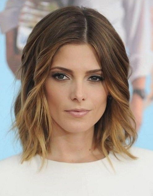 Medium Hairstyles For Fine Hair 2015 Cinefog Kelly Needs A