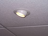 recessed lighting fixtures in suspended ceiling systems ...