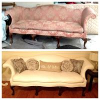 Cost To Recover Sofa 25 Best Reupholster Couch Ideas On ...