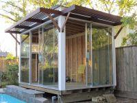 ipe wood awning | Trellis, Pergola & Window Awnings ...