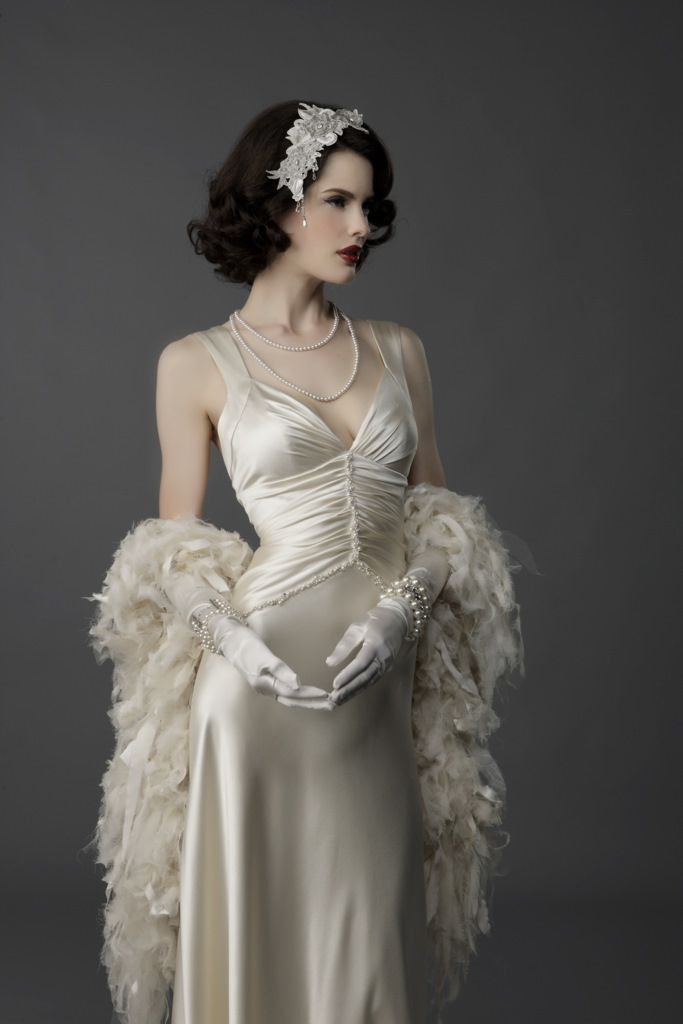 Culture Bridal Couture Lovely vintage   Weddings  Pinterest  Vintage style Wedding and Style