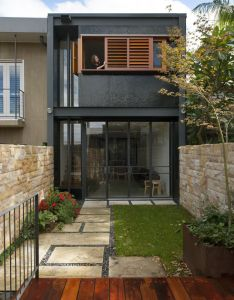 Upside down back to front house carterwilliamson architects award winning sydney also rh pinterest