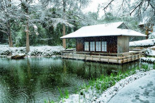 Japanese Garden House Design – House Design Ideas