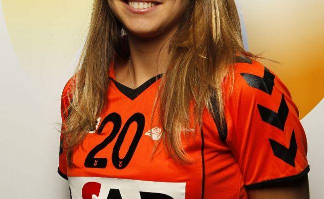 Estavana Polman Women Of Sports Handball Pinterest