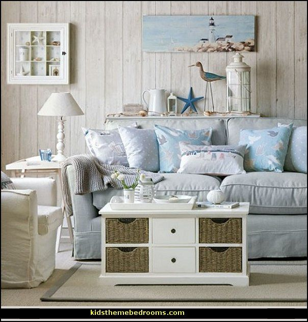Coastal Style Decorating Style Decorating Ideas Beach