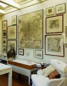 Wall grouping design ideas pictures remodel and decor also dream rh pinterest