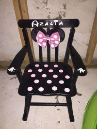 Minnie Mouse Rocking Chair Diy   DIY Rocking Chair ...