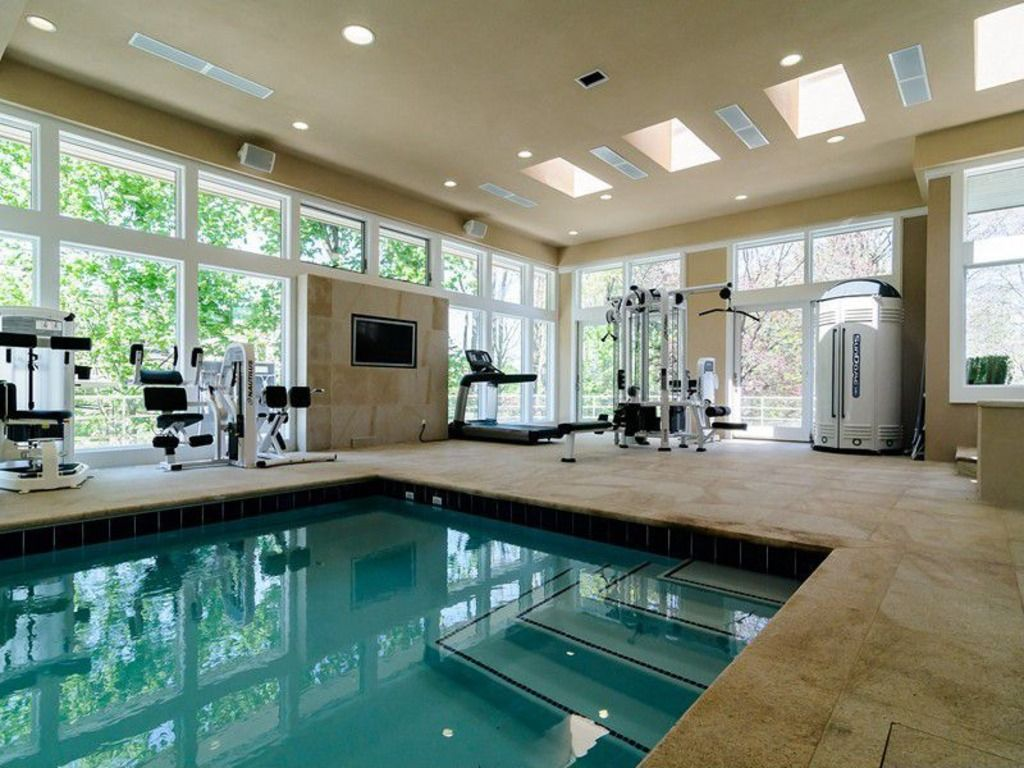 20 Of The Most Impressive Home Gym Designs Gym Design Gym And