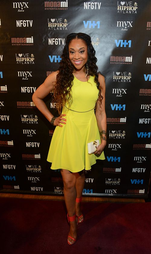 Hot! Or Hmm Mimi Faust's Love And Hip Hop Atlanta Season 2
