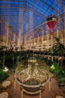 Opryland Garden Conservatory Atrium - Gaylord