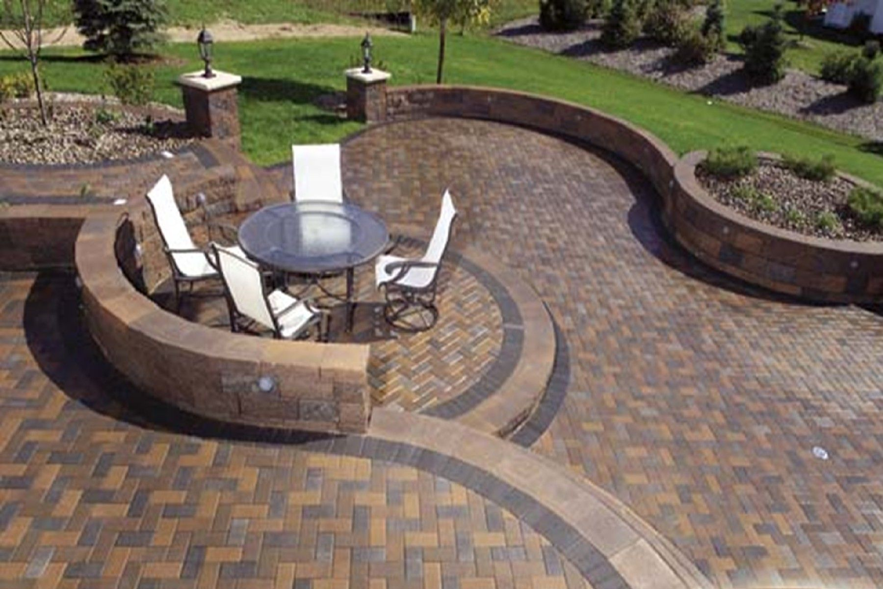 Patio Designs Tampa St Pete Clearwater Paver Designs