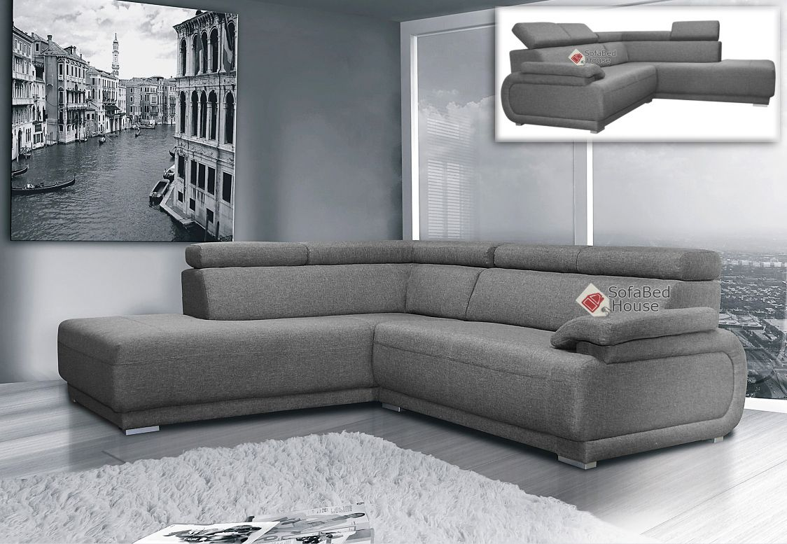 corner sofa bed east london style tuscany with adjustable headrest sofabed