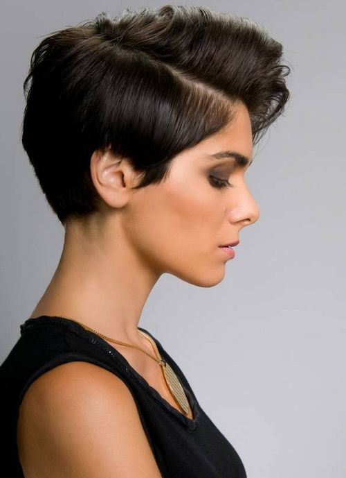 Best Short Cut Hairstyles For 2017 Hairstyles Ideas Pinterest