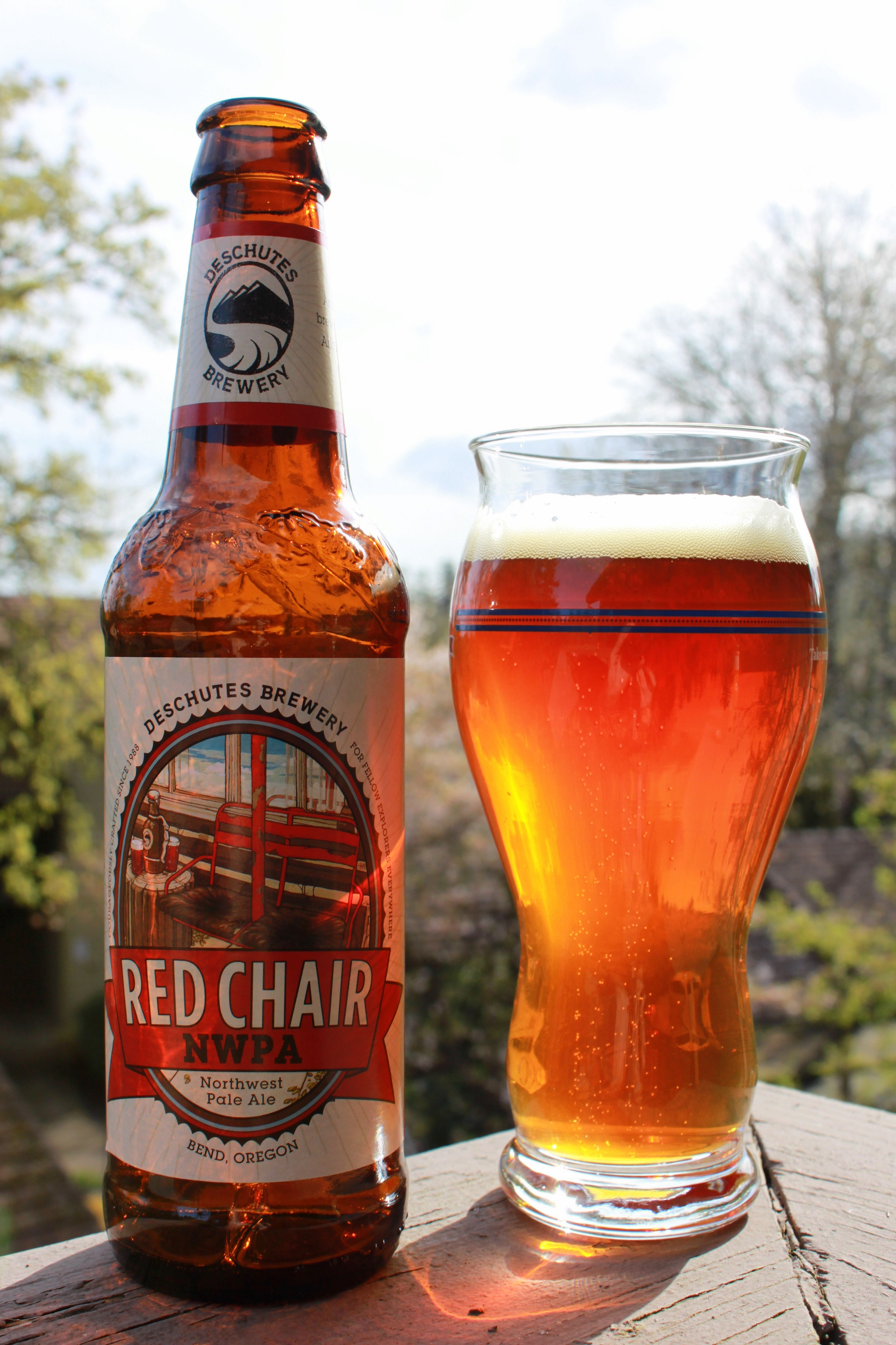 deschutes red chair hideaway sleeper northwest pale ale nwpa essentially